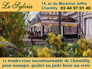 Le Sylvia - Brasserie, Bar - Chantilly